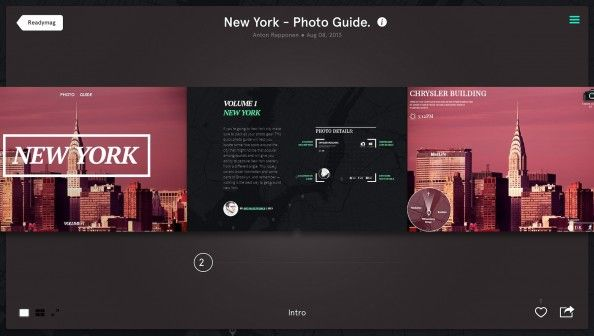 How to build a stunning photo presentation
