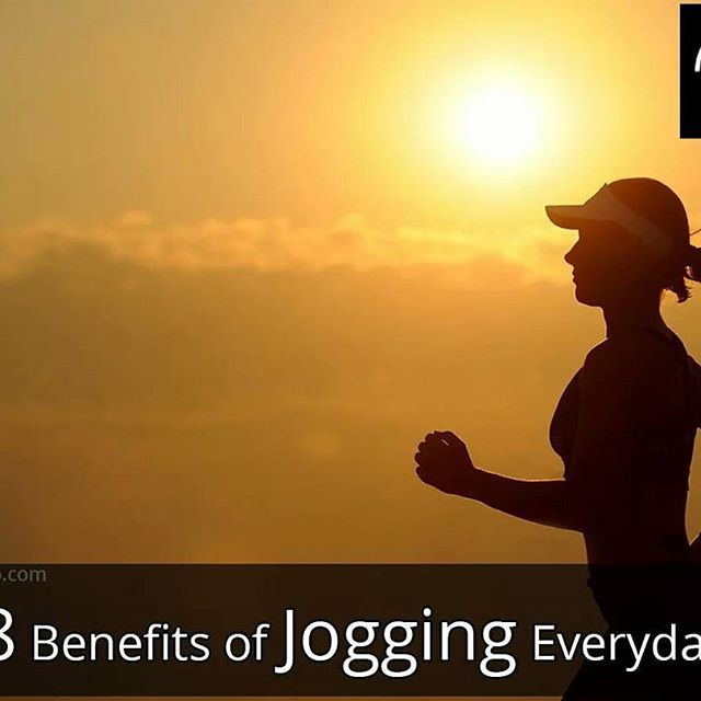 8 Benefits of #Jogging Everyday  1. Cures #insomnia 2. Relieve #stress 3. Slow down the effects of #aging 4. Boosts #confidence 5. Develop a new #hobby 6. Balance your appetite 7. Improve #stamina 8. Support your cardiovascular #health  #Zotezo, #FitnessT