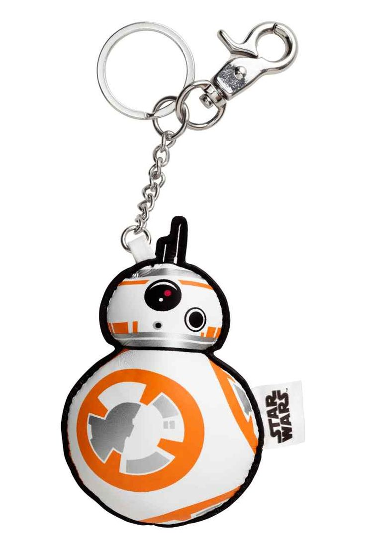 Keyring - Orange/Star Wars - Ladies | H&M GB 1