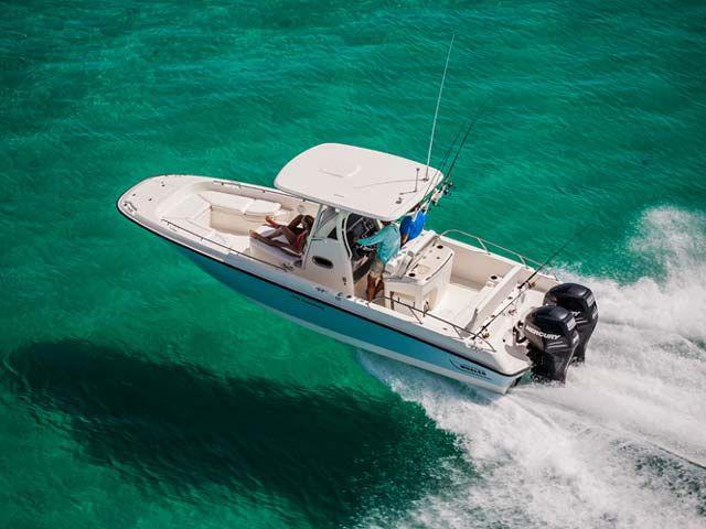 Boston Whaler | 270 Dauntless Boats | Center Console Fishing Boat | New Boats