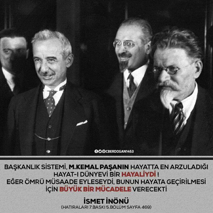 BAKIN İSMET İNÖNÜ NE DİYOR ... #OsmanlıDevleti #Türkiye #İktidar #Tekadam #CumhurbaşkankığıSistemi #BaşkanlıkSistemi #RecepTayyipErdoğan #BinaliYıldırım #DevletBahçeli #Mhp #Akp #Evet #Ottoman_1453_2023 #Osmanlı_1453_2023 #Vatan #Chp #atatürk #mustafakemalatatürk #kemalkılıçdaroğlu #kemalist #kamal #belgelerlegerçektarih #facebook #twitter #belge #instagram #sarpertr #hayır #kemalistler #düşman