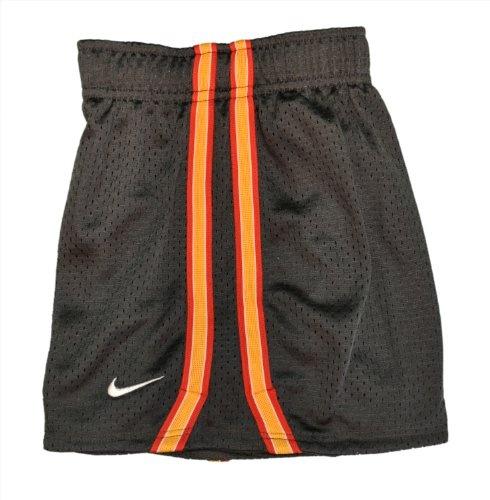 Nike Girls Dri-Fit Mesh Training Shorts Gray « Clothing Impulse