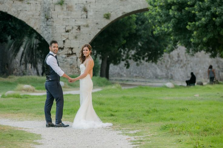 #medievaltown #DestinationWedding #Rhodes | GoldenAppleWeddings in Rhodes #Weddings in Rhodes