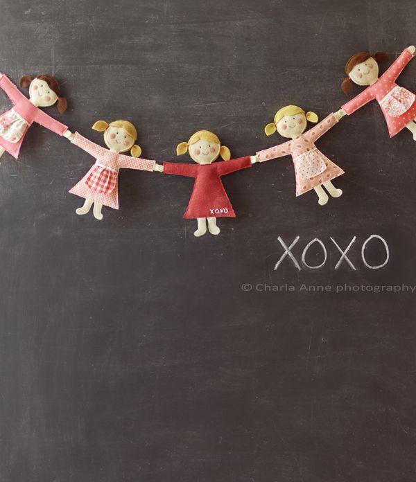 Doll tutorial. So cute.