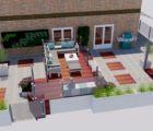Inrichten en ontwerpen van Luxe buitenruimtes