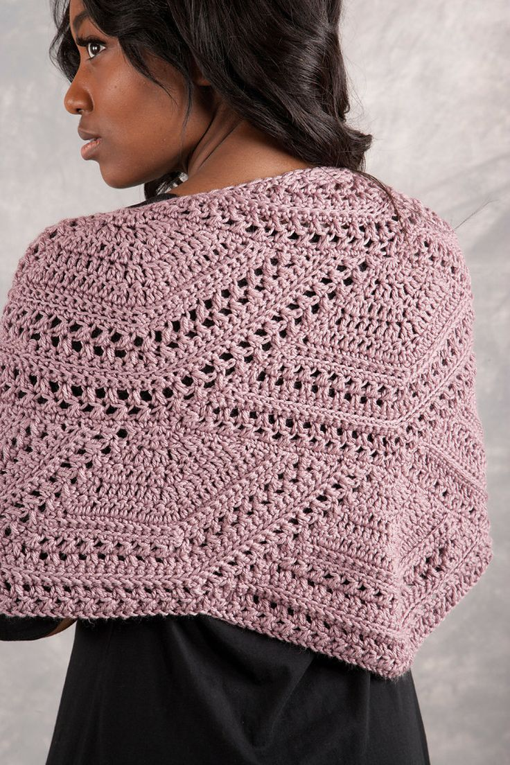 Crochet Patterns Shawls And Wraps : 1000+ images about Crochet Shawls, Wraps, and Jackets on ...
