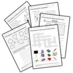 Pack de fiches en autonomie pour CP et CE1