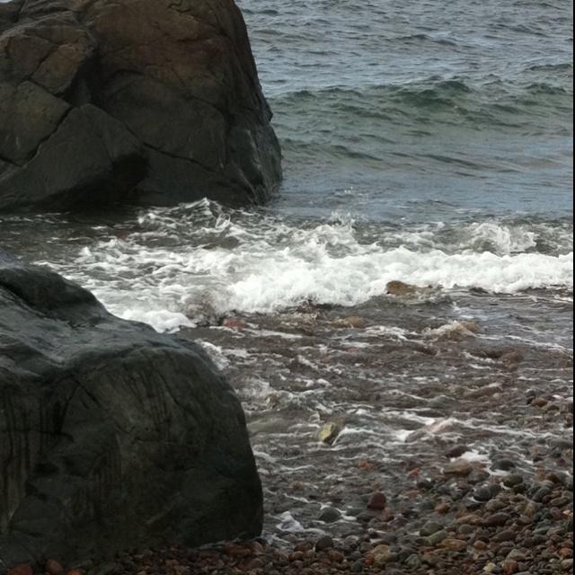 Frenchman's Cove, Nl Backside beach