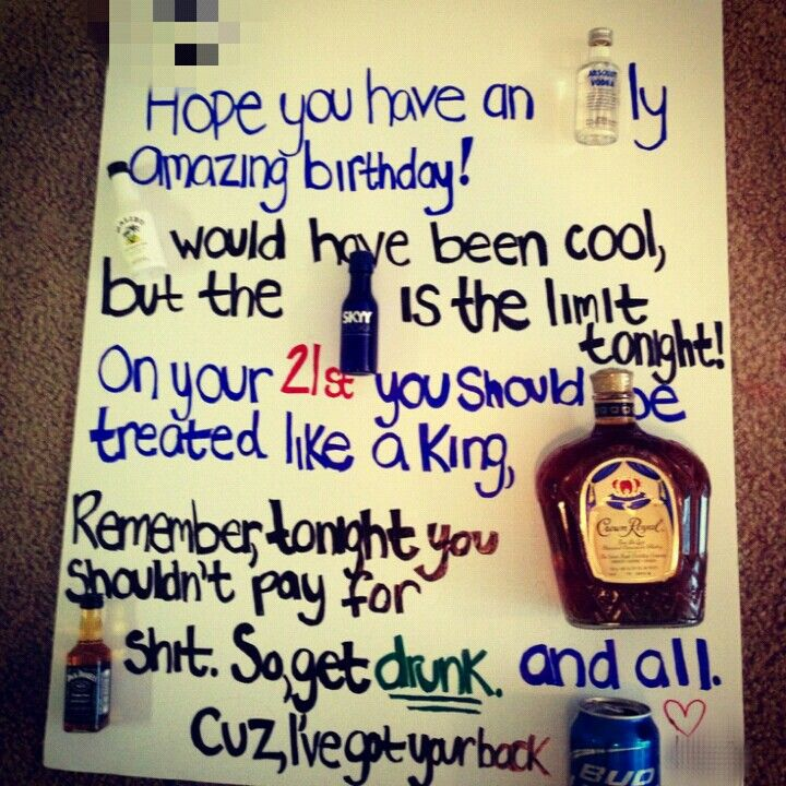 Best 25 guy birthday presents ideas on pinterest for What to give to your boyfriend for his birthday