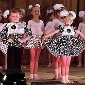 Детские танцевальные костюмы для девочек фото