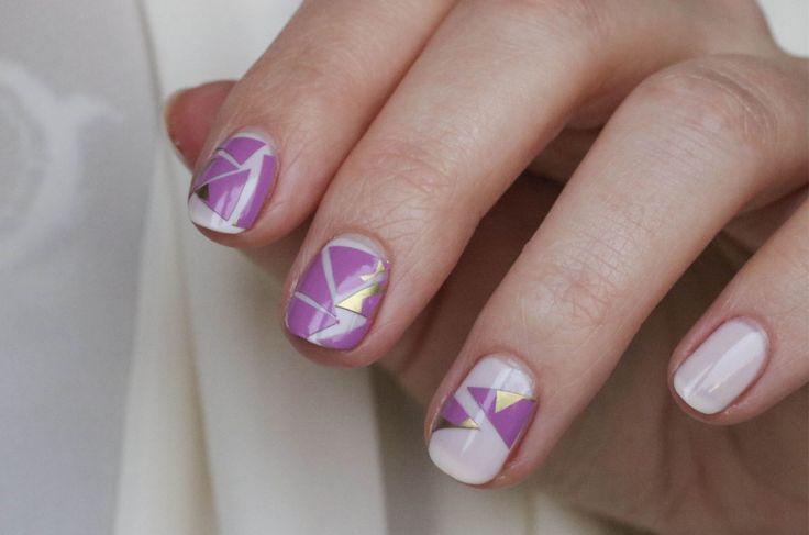 Nail Art - Manhattan Nagellack