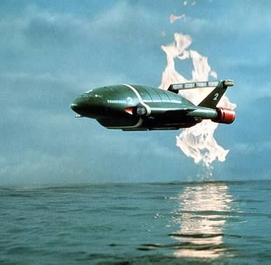 Thunderbird 2 – in action