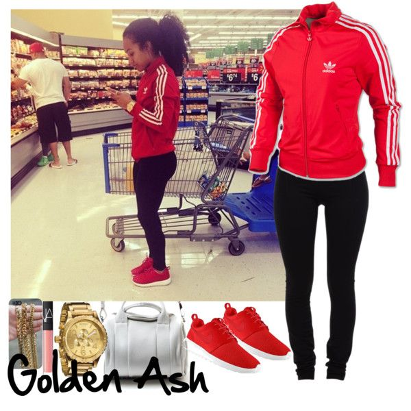 Adidas A.Wang, created by fashionsetstyler on Polyvore ...