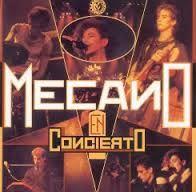 MECANO EN CONCIERTO (MR MEC mec)  Incluye Me colé en una fiesta, canción del verano 1982