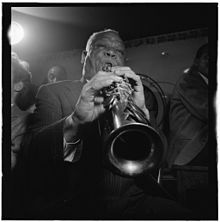 Sidney Bachet, New Orleans born Jazz soloist in the second quarter of the 20th century.  #Jazz #Dixieland