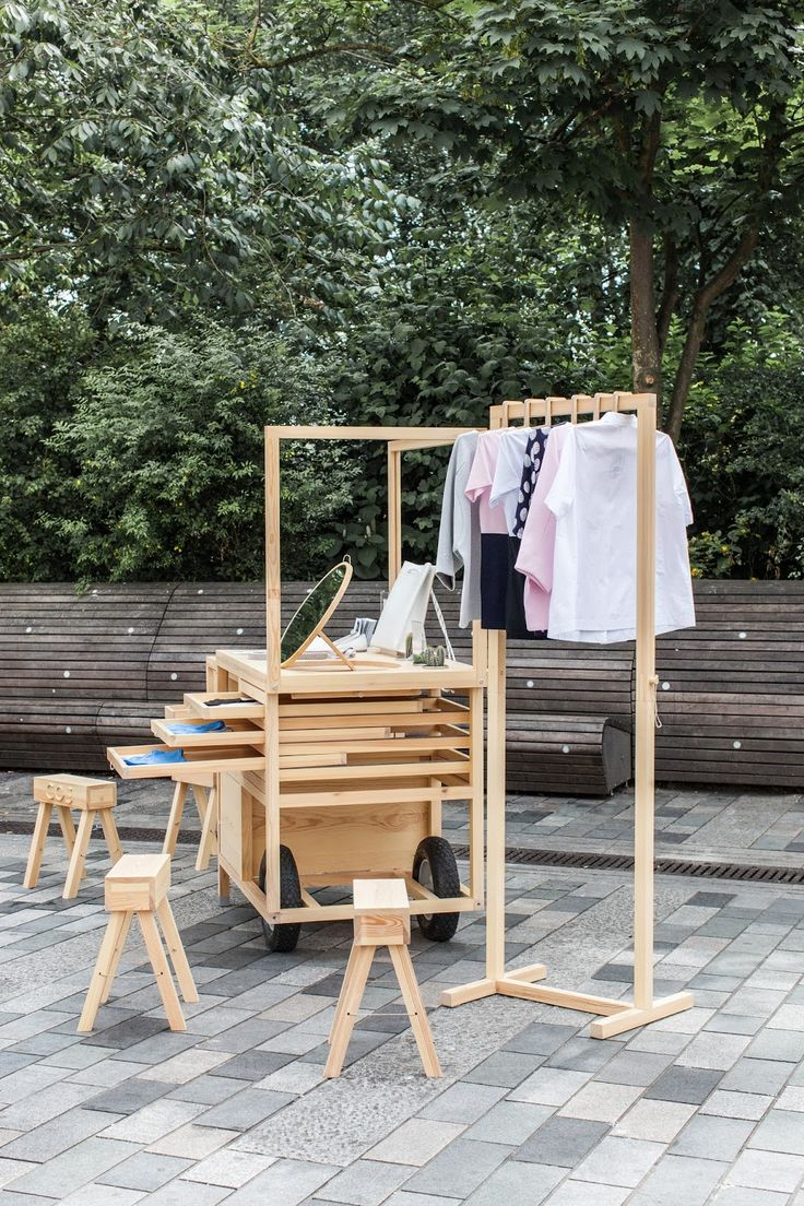 Rosinke to create their mobile pop up store