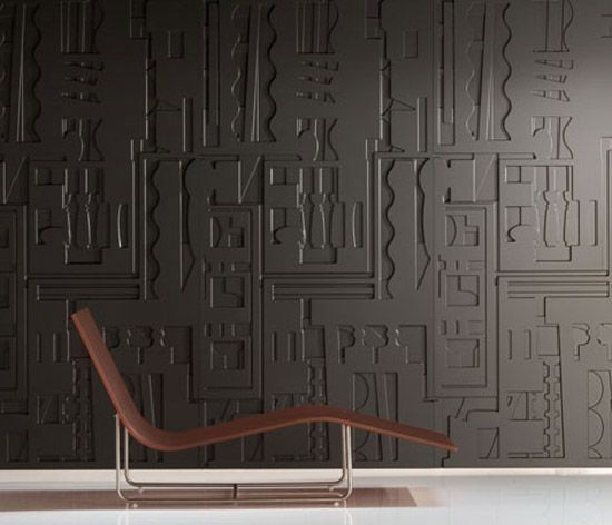Decorative 3d Wall Panels Adding Dimension To Empty Walls And Modern Interiors Leather Wall