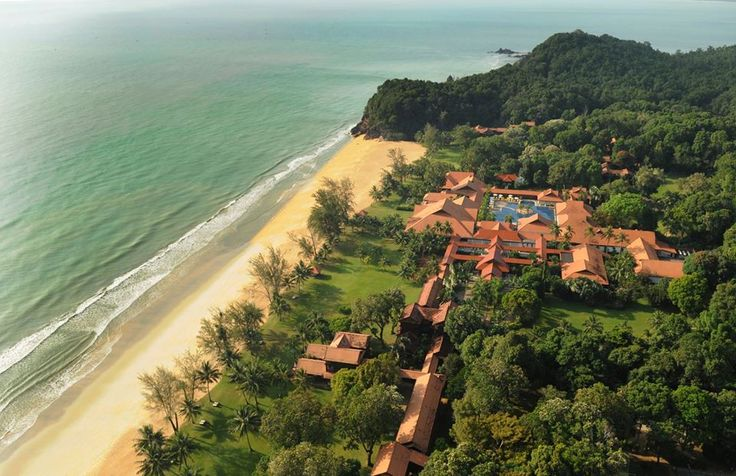 Club Med Cherating Beach South China - Jackie Frith Travel Expert