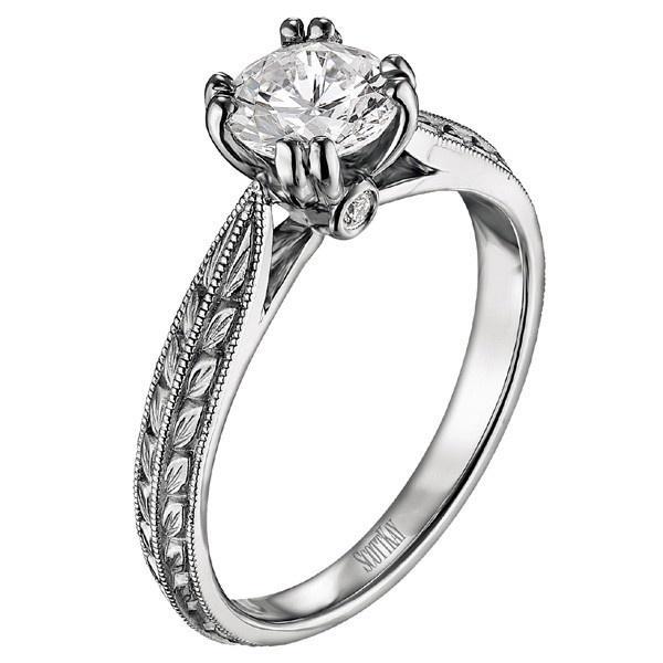 Scott Kay Palladium Engraved Three Sided Diamond Wedding: 81 Best Images About Scott Kay Diamond Engagement Rings On