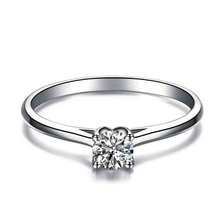 Best Simple Engagement Rings Images On Pinterest Engagement