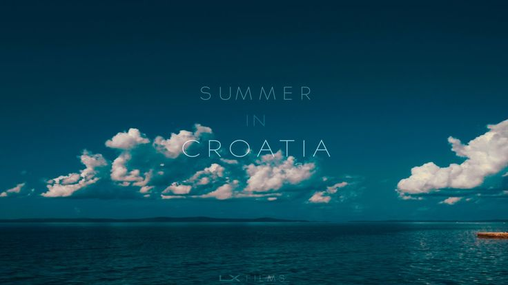 SUMMER IN CROATIA 4K