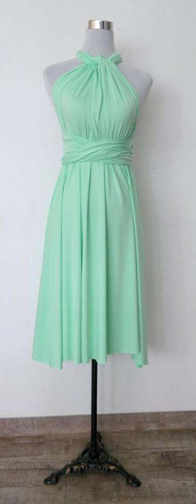 Best Dress Green Mint Ideas #dress #Kleid hochzeitsgast ...