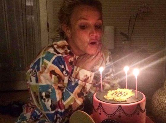 Britney Spears' Birthday Cake Personally Designed by Boyfriend Charlie Ebersol?Get the Details!