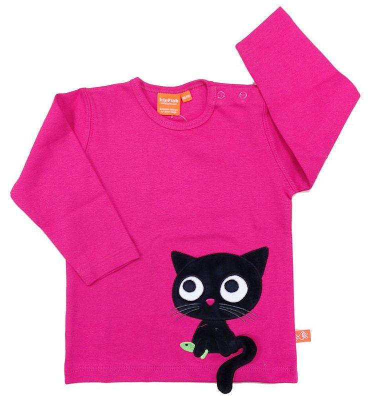 lipfish-tröja-cerise-katt