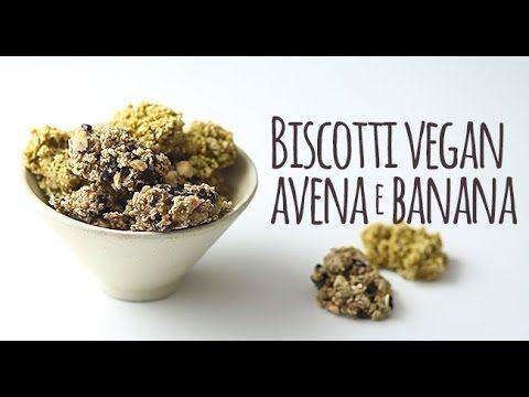 www.vegolosi.it ricette-vegane biscotti-alla-banana-e-avena