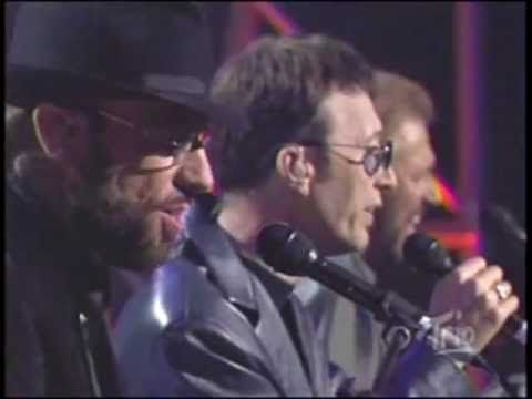 "Best Time - Bee Gees - FuLL concert - ""Audience with The Bee Gees"" - HQ - Barry, Robin And Maurice Gibb - TV Show Concert - YouTube"
