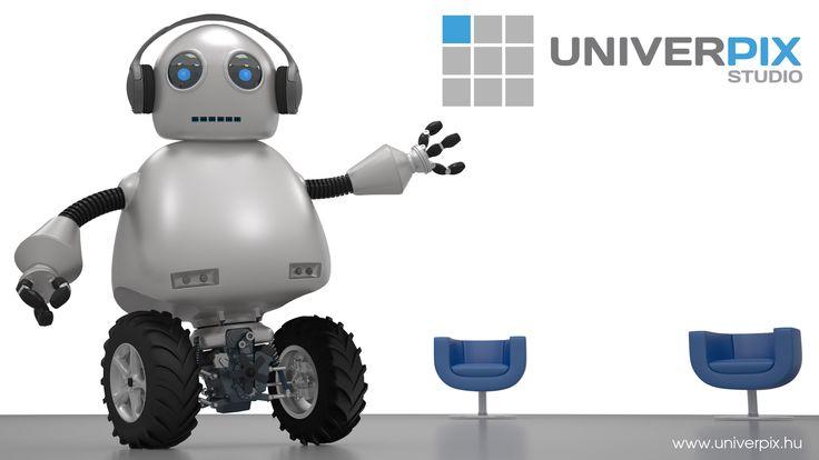Univerpix Studio - 3D animáció