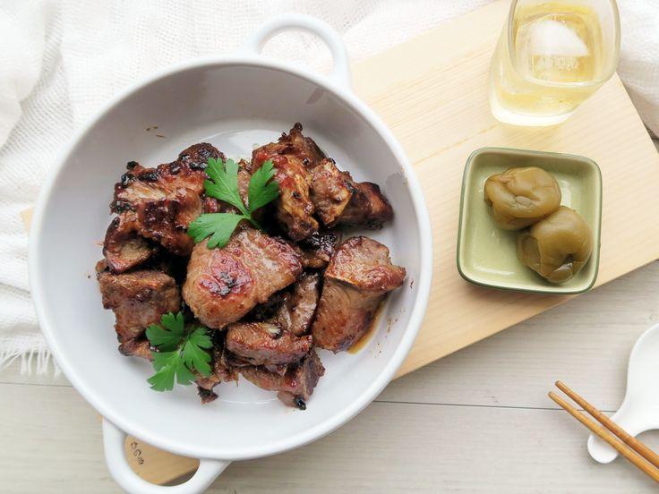 Maggi Sauce Honey Ribs Recipe