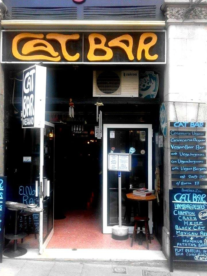 5 vegan restaurants in Barcelona
