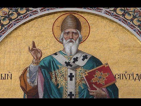 Сильная молитва на везение Николаю Чудотворцу. - YouTube