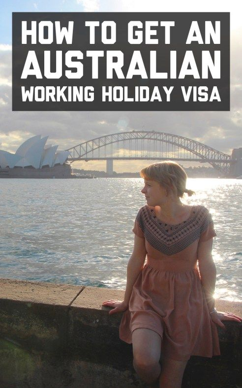 How to get an Australian Working Holiday Visa / A Globe Well Travelled