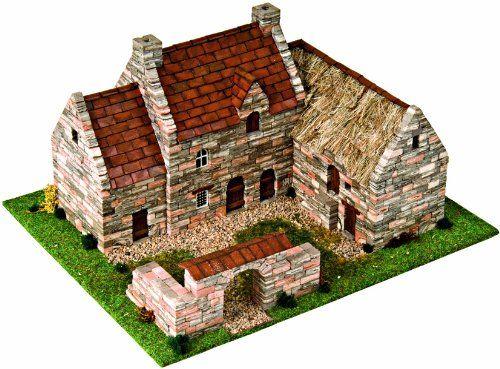 Kit maqueta piedra Casa Normandía - Cuit 3527, IndalChess.com Tienda de juguetes online y juegos de jardin