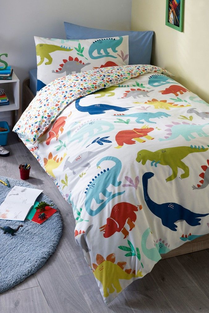 Toddler Duvet Cover and Pillowcase