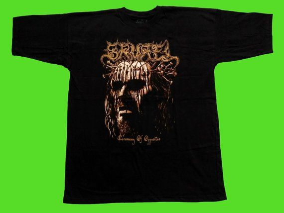 SLAYER Reign In Blood T-Shirt New Band Rock Metal Size S-2XL FREE SHIPPING