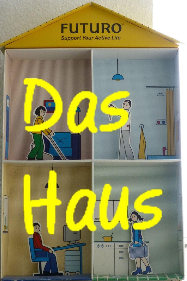 Learn German: Das Haus