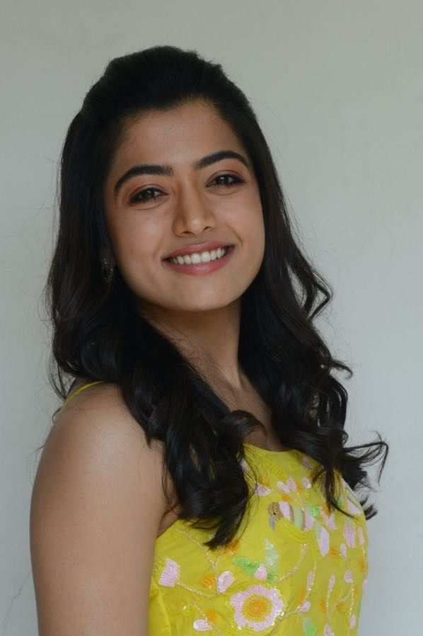 Rashmika Mandanna Bheeshma Movie Interview In 2020 Interview Movies Actresses
