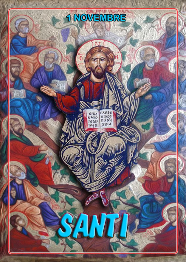 Festa di tutti i Santi (1 novembre 2014)