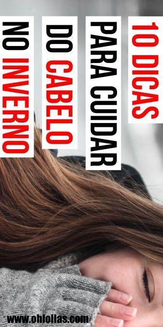 No inverno o cabelo pode perder brilho, ficar ressecado e ganhar frizz descontrolado. Porém alguns cuidados e truques podem evitar esses problemas.#cabelos #ohlollas #receitascaseiras #cabeloslongos #cabeloscurtos #dicadebeleza #crescecabelo