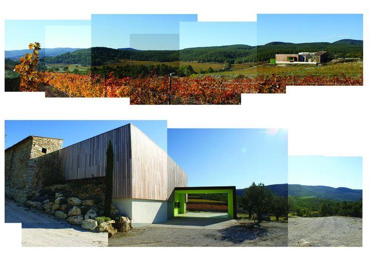 Mas Rodó winery