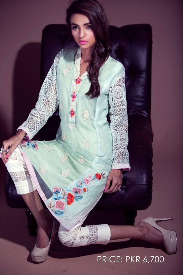 Latest Phatyma Khan Eid-UL-Azha Dresses 2015 with Prices