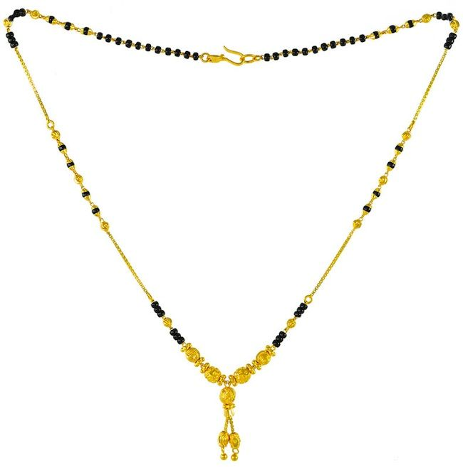 Indian bridal Jewelry - mangalsutra www.weddingsonline.in