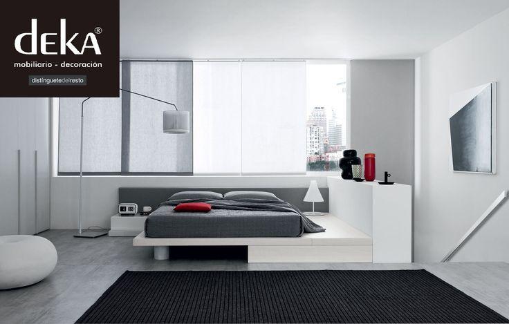 """Te presentamos algunos modelos de la nueva temporada en dormitorios. Una mezcla de actualidad y organización al detalle, algo perfecto para tu hogar. Deka """"distinguetedelresto"""""""