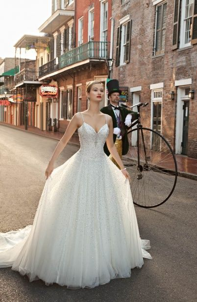 21 best images about a princess in new orleans on for New orleans wedding dresses