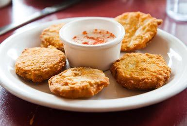 Classic Fried Green Tomatoes Recipe