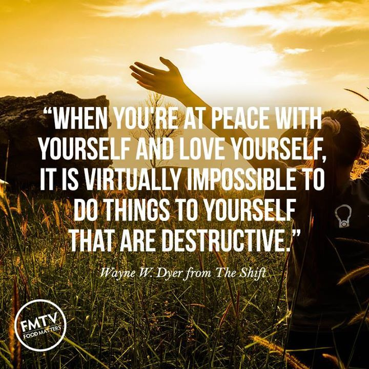 Dr. Wayne W. Dyer from The Shift