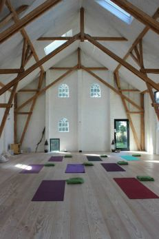 Satsang on Samsø. Weekend Yoga and meditation retreat with From Yoga With Love.